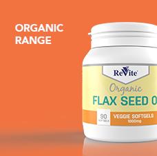 Organic range - Organic-range