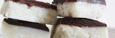 Recipe - RECIPE OF THE MONTH - CHOCOLATE COCONUT BARS