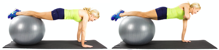 13 core exercises for a tummy makeover - 19 CORE EXERCISES FOR A TUMMY MAKEOVER
