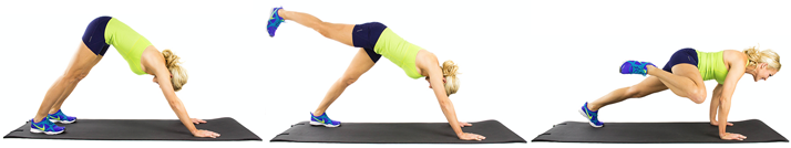 14 core exercises for a tummy makeover - 19 CORE EXERCISES FOR A TUMMY MAKEOVER