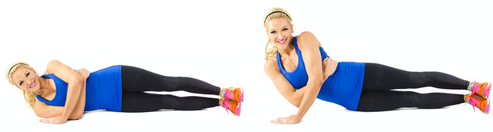 16 core exercises for a tummy makeover - 19 CORE EXERCISES FOR A TUMMY MAKEOVER