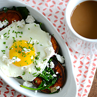22 - 26 QUICK BREAKFASTS THAT WILL FILL YOU UP UNTIL LUNCH