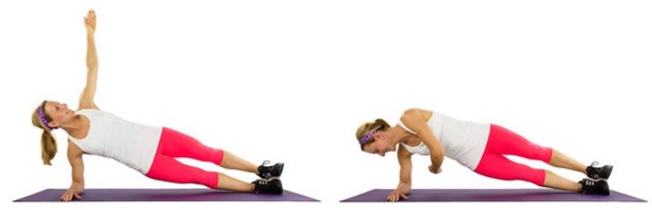 2 core exercises for a tummy makeover - 19 CORE EXERCISES FOR A TUMMY MAKEOVER