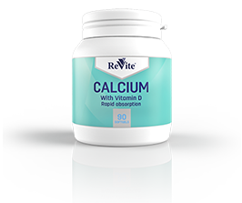 Calcium with vit D - VITAMINS & MINERALS