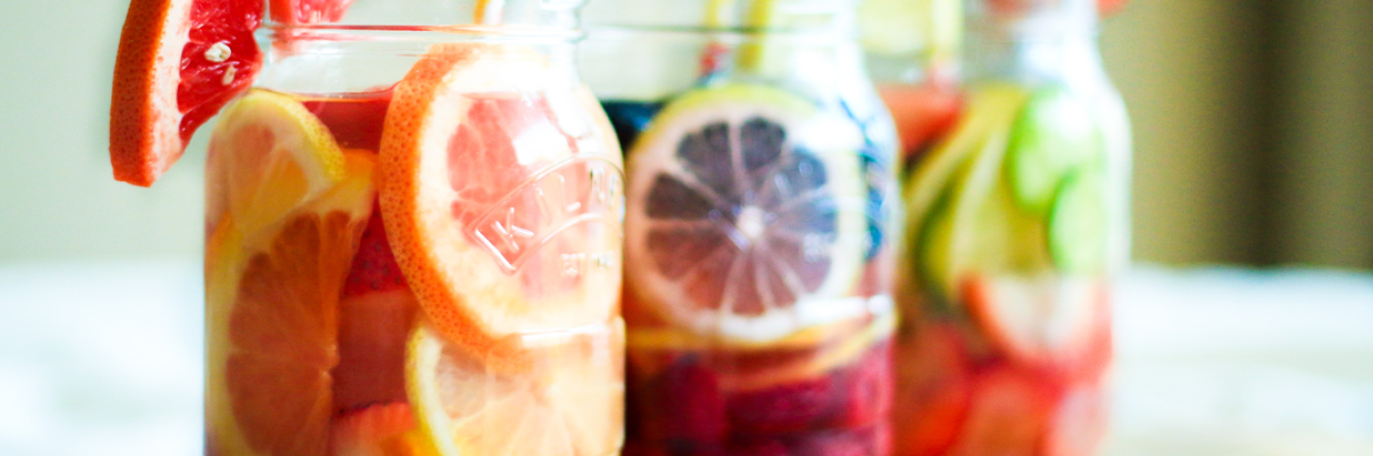 reviteStressLess - DIY DETOX WITH THESE EASY TO MAKE REFRESHING DETOX WATERS