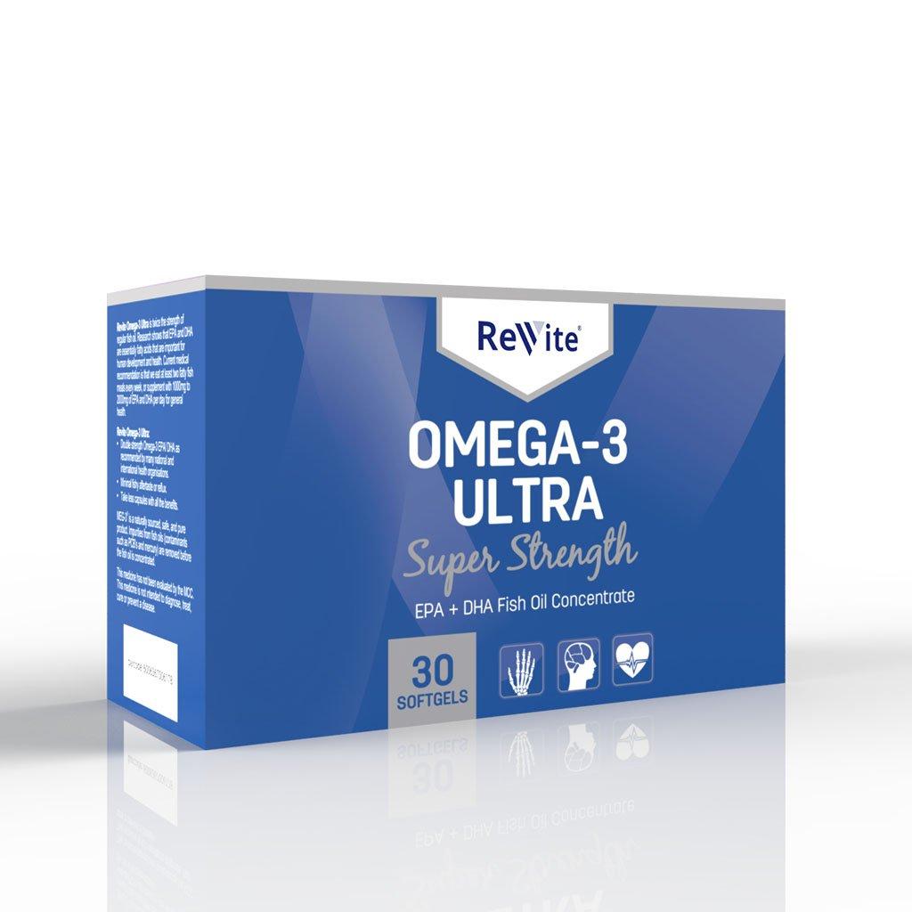 OMEGA 3 ULTRA - ESSENTIAL FATTY ACIDS