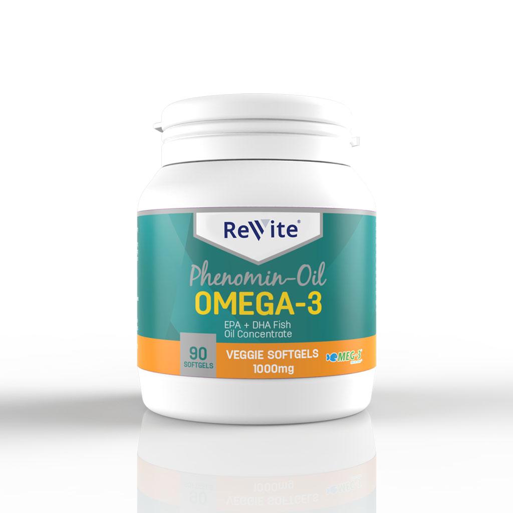 VEGICAP OMEGA 3 - ESSENTIAL FATTY ACIDS